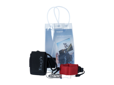 TOUGH Adventure Pack, Olympus, Kompakt Kamera, Compact Cameras Accessories